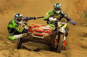 Pictures Motocross Mud 2 Helmet Sport Motorcycles