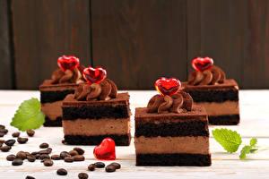 Hintergrundbilder Süßware Törtchen Kaffee Herz Getreide Lebensmittel