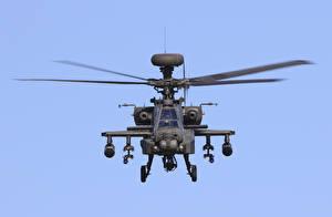 Hintergrundbilder Hubschrauber AH-64 Apache AH-64D