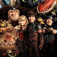 How To Train Your Dragon Wallpaper 48 Images Pictures Download