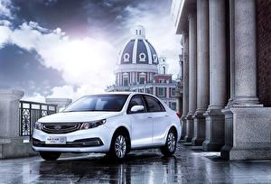Fonds d'écran Geely Automobile 2015 GC7 Vision