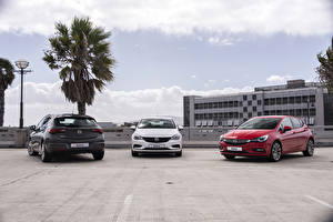 Bilder Opel Drei 3 2015 Astra (K)