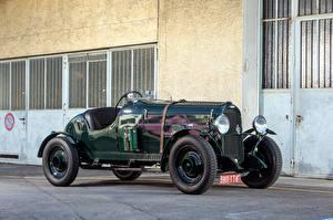 Hintergrundbilder Antik Grün Cabriolet Metallisch 1933 Delahaye 122 Brookland Special Autos