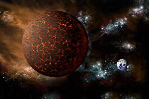 Picture Planet Space 3D_Graphics