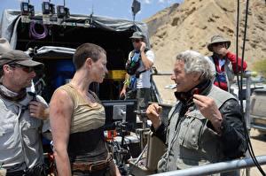Hintergrundbilder Mad Max: Fury Road Charlize Theron Mann Film Prominente Mädchens