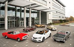 Hintergrundbilder Opel Retro Cabriolet automobil