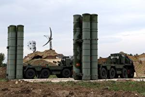 Image Missile system S-400 Triumf SA-21 Growler military