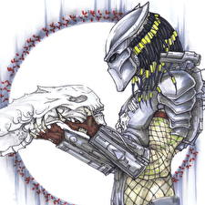 Pictures Predator - Movies Monster Skulls