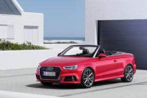 Pictures Audi Convertible 2016 A3 cabriolet auto