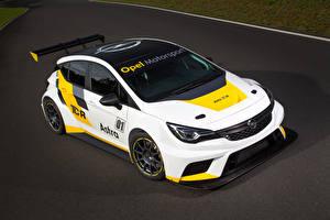Bilder Opel Astra TCR International Series