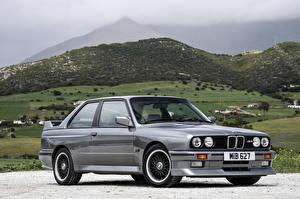 Image BMW Vintage Gray 1989 M3 Roberto Ravaglia Edition automobile