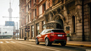 Bilder Land Rover Hinten Evoque Autos