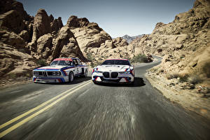 Photo BMW Two Riding 2015 CSL Hommage R automobile