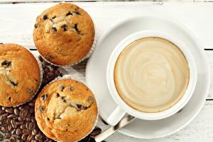 Hintergrundbilder Kaffee Muffin Tasse