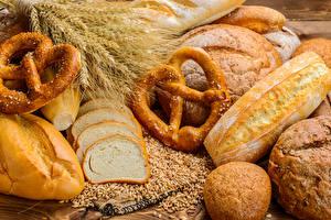 Hintergrundbilder Brot Weizen Ähre Kringle Lebensmittel
