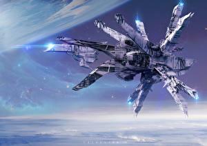 Image Corals Col Price, Horizon Farewells Fantasy 3D_Graphics Space