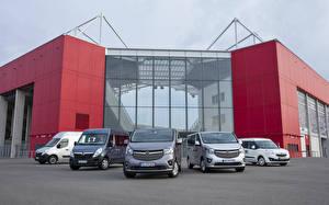 Hintergrundbilder Opel Viel
