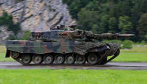 Pictures Tank Leopard 2 Military disguise Leopard 2 Army