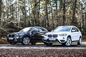 Photo BMW Two Metallic 2015-16 X1 (F48-49) Cars