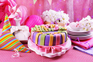 Wallpaper Birthday Cakes Holidays Food