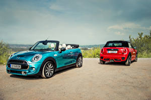 Images Mini Two Cabriolet 2015 Cabrio (F57) Cars