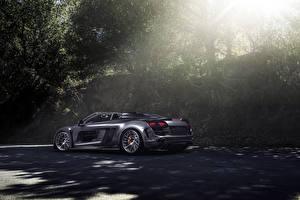 Pictures Audi Tuning 2014 Razor GTR Spyder (R8 V10) Cars