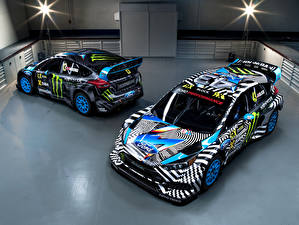 Pictures Ford Tuning Two 2016 Focus RS RX (DYB) Cars