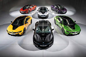 Pictures BMW Many 2016 i8 Individual Cars