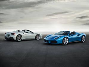 Images Ferrari Two Convertible Metallic 2015 488 Spider automobile