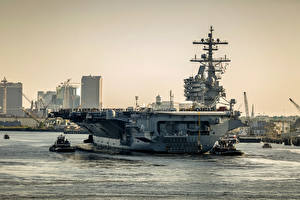 Pictures Ships Aircraft carrier aircraft carrier, USS George H.W. Bush (CVN 77)