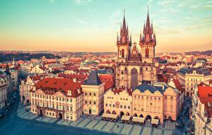Images Prague Czech Republic Building Street Cities