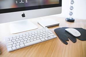 Bilder Tastatur Apple imac, desk, hi-tech