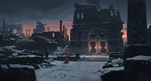 Fotos Ritter Ruinen Fantasy