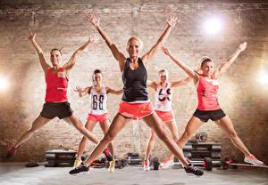 Hintergrundbilder Fitness Hand Bein Sprung Unterhemd Dehnübungen Mädchens Sport