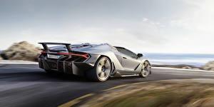 Hintergrundbilder Lamborghini Roadster Centenario Roadster Autos