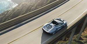 Hintergrundbilder Lamborghini Von oben Bewegung Roadster Centenario Roadster