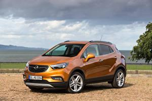 Hintergrundbilder Opel Metallisch 2016 Mokka X