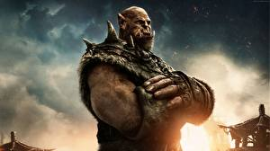 Picture Monster Orc Warcraft 2016 Fantasy