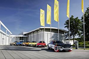 Bilder Opel Viel 1968-2016 Opel GT Autos