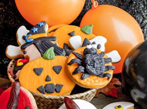 Images Halloween Cookies Design Food