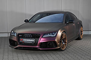 Photo Audi Tuning 2016 PP-Performance Audi RS7 auto