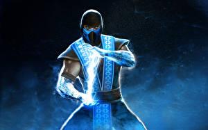 Image Mortal Kombat Sorcery Warriors Ninja Sub-Zero Games Fantasy