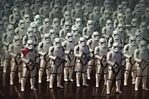 Wallpapers Star Wars: The Force Awakens Warriors Soldier Clone trooper Stormtrooper film