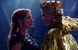 Fotos Snow White and the Huntsman Charlize Theron Krone The Huntsman & The Ice Queen Film Prominente Mädchens
