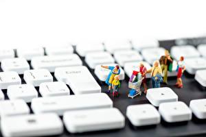 Fotos Tastatur Großansicht Spielzeuge Einkaufen