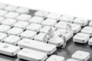 Bilder Tastatur Spielzeuge Großansicht criminology, crime scene photographers
