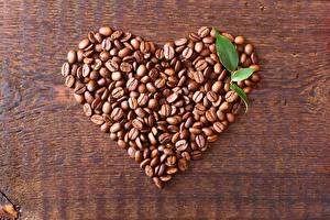 Bilder Kaffee Herz Getreide