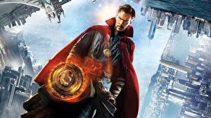 Hintergrundbilder Mann Doctor Strange 2016 Benedict Cumberbatch Magier Hexer Film Prominente