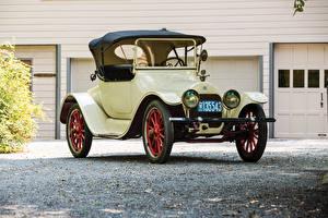 Hintergrundbilder Buick Retro Metallisch Roadster 1915 Model C-36 Roadster