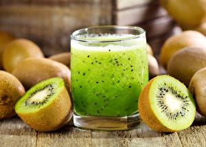 Wallpapers Juice Kiwi Highball glass Food